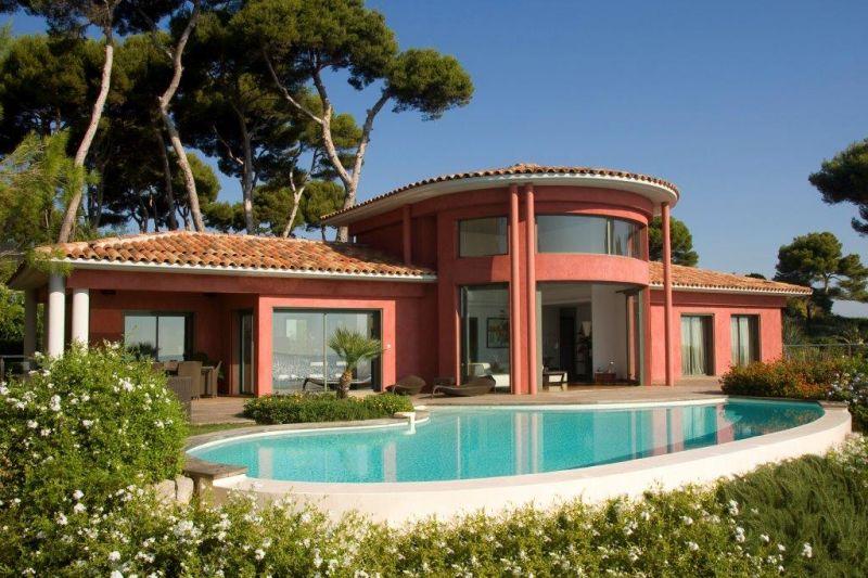Maison Californienne Nice : Construction de maison au cap d antibes et