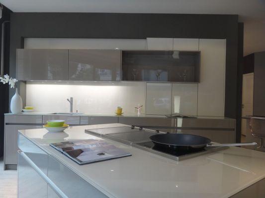 promotions sur les cuisines leicht sans poigne et modle laqu au 33 boulevard foch antibes - Maison Moderne Antibes